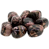 budawi® - Trommelstein Rhodonit 20 - 25 mm, Rhodonit Edelstein getrommelt preisvergleich bei billige-tabletten.eu