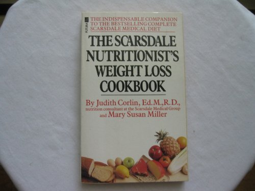 Scarsdale Nutritionist's Weight Loss Cook Book (Futura) by Judith Corlin (1983-07-06) par Judith Corlin;Mary Susan Miller