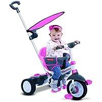 Fisher Price Fp3250233 Charm Plus-triciclo 3 En 1, color rosa