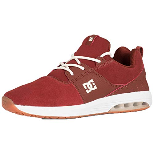 DC Shoes Heathrow Ia M Shoe Bur Burgundy 48.5 EU (14 US/13 UK)