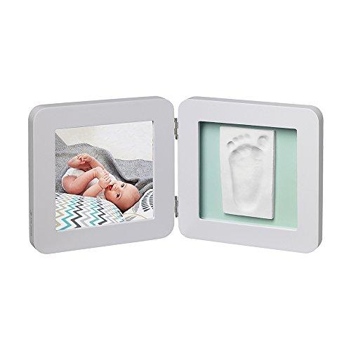 Baby Art My Baby Touch Deux cadres pour photo et empreinte de la main ou du pied de béb