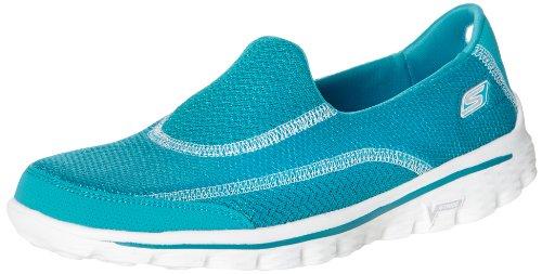 skechers-go-walk-2-spark-damen-sneakers-blau-turquoise-38-eu