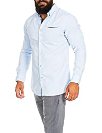 Jack & Jones Hemd Smith Hellblau