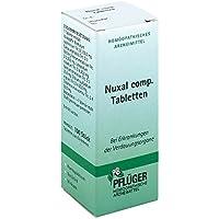 Nuxal compositus Tabletten 100 stk preisvergleich bei billige-tabletten.eu