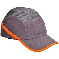 Cap Seguridad - tapa de la industria - bump caps - Cap trabajo - Tapa protectora-hard Cap - work gorra con ABS-Shell - CE - certificado - EN812