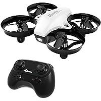 Potensic Mini Quadrocopter Drohne 2.4GHz 6-Achsen Ferngesteuerte Drohne Einknopfdruck zum Starten und Landen Kopflos Modus Spielzeug Drohne für Anfänger Kinder - Drohne Ohne Kamera
