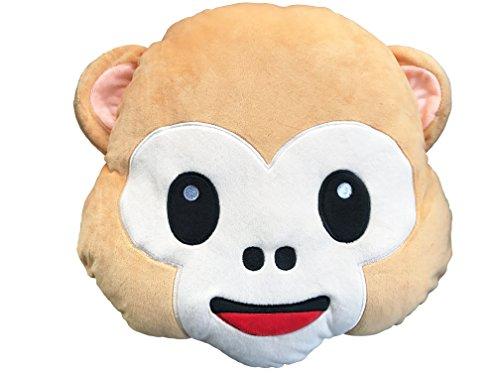 32cm-smile-emoticon-cushion-emoti-monkey-smile-brown-round-cushion-pillow-stuffed-plush-soft-toy