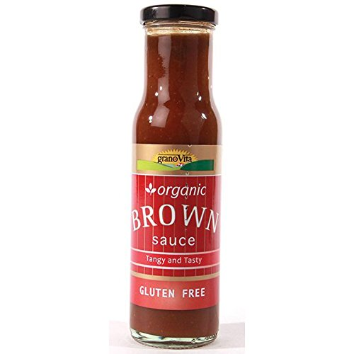 Granovita Organic Brown Sauce 275g [Personal Care]