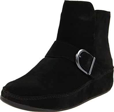 Fitflop Dash Boots Black 8 UK