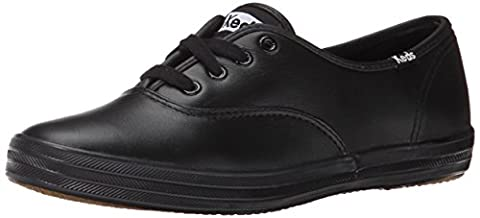 Keds Womens Champion CVO Leather Lace Up