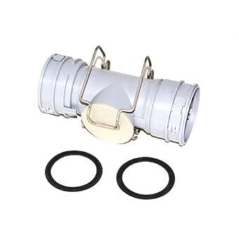 Vaillant 0020095595Révision Élément DN 60PP flexible pour système d'échappement
