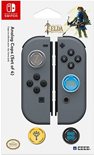 Hori Cover Stick Analogici Joy Con Zelda Nintendo Switch