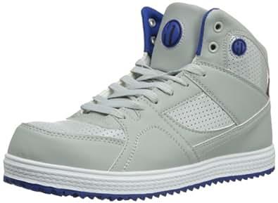 High Top  HTBT005, Chaussures de sécurité homme - Gris - gris, 41