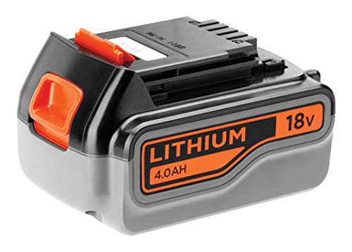 BLACK+DECKER BL4018-XJ - Batería litio 18V 4.0Ah