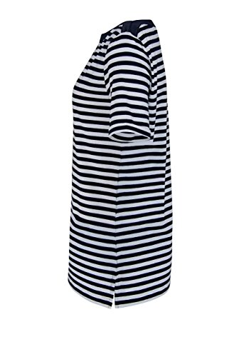 Hugo Boss Boss T-Shirt Emuna für Damen, 50385043 Mehrfarbig (961)