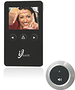 "Zicom 2.8"" Electronic Easy View Digital Peep Hole Display"