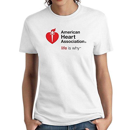 femmes-american-heart-association-t-shirts-xx-large