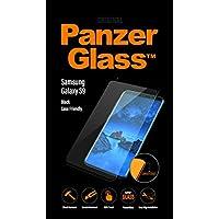 """'PanzerGlass 7142""""PG Samsung S9Case Friendly Protector de pantalla Negro"""