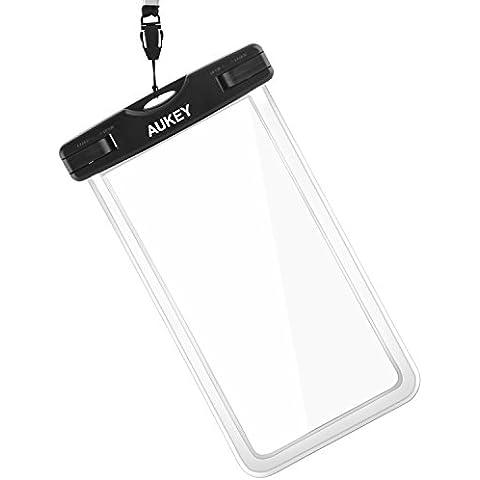 Aukey PC-T5-ES-N - Funda para móvil impermeable (6