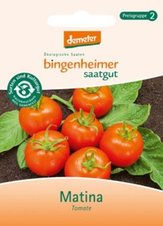 Tomate Matina, Demeter
