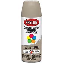 Krylon 52504 Khaki Interior and Exterior Decorator Paint - 12 oz. Aerosol by Krylon