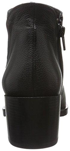 Zinda 2440, Botines Para Mujer Negro (negro (negro))