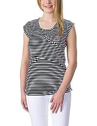 bellybutton Damen T-Shirt Lime-Stillshirt 1/4 Arm