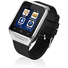 Zgpax? S8Bluetooth 4.0Inteligente Pulsera (Android 4.4, 3G, WCDMA, GPS, WiFi, Android, cámara HD, etc.)