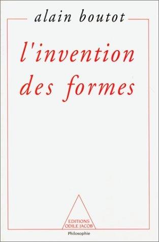 L'Invention des formes