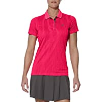 Asics W GPX SS Polo, Mujer, Rosa (Diva Pink), S