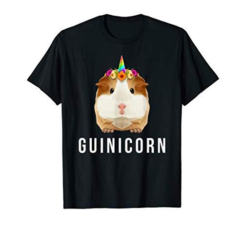 Einhorn Meerschweinchen Zubehoer Sachen Kleidung Geschenk T-Shirt