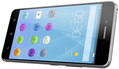 "Lenovo Ideaphone S90 Dual SIM 4G 32GB Grey - Smartphones (12.7 cm (5""), 32 GB, 13 MP, Android, 4.4, Grey)"