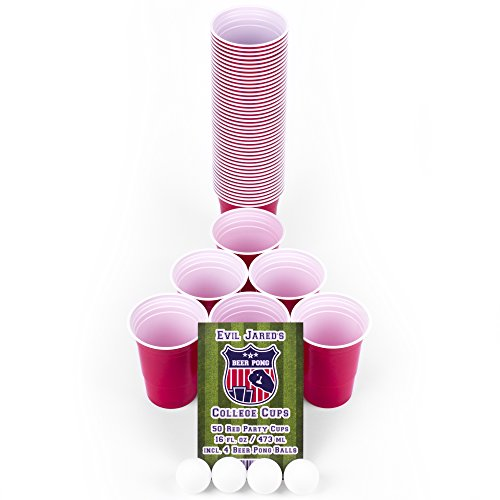 -x2605-evil-jared-s-college-cups-x2605-50-rojos-taza-480ml-4-pelotas-de-ping-pong-para-beer-pong-red