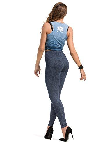 yeset - Legging - Relaxed - Femme Muster-11