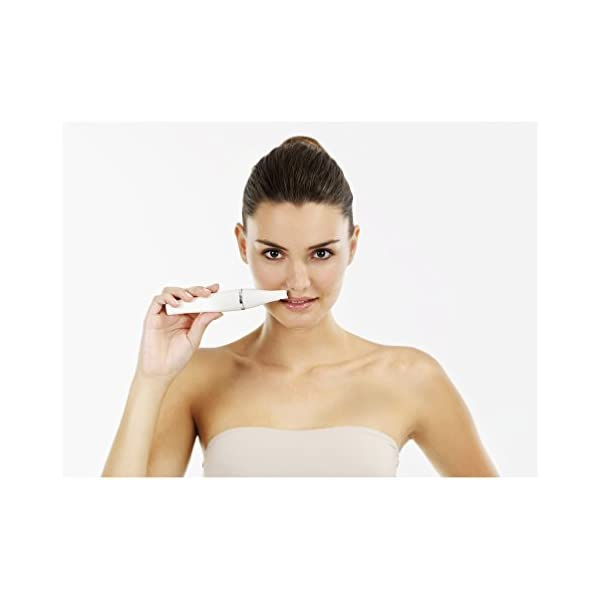 Braun Silk Epil 9 9 558 Wet And Dry Cordless Epilator With 5 Extras Including A Face Epilator