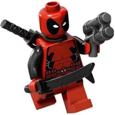 LEGO® Superheroes™ (Zubehör Deadpool)