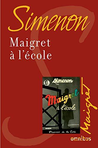 Maigret à l'école (French Edition)