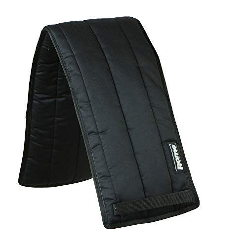 Roma Pad for Lunge Roller Full Size black