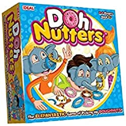 Doh Nutters Game from Ideal