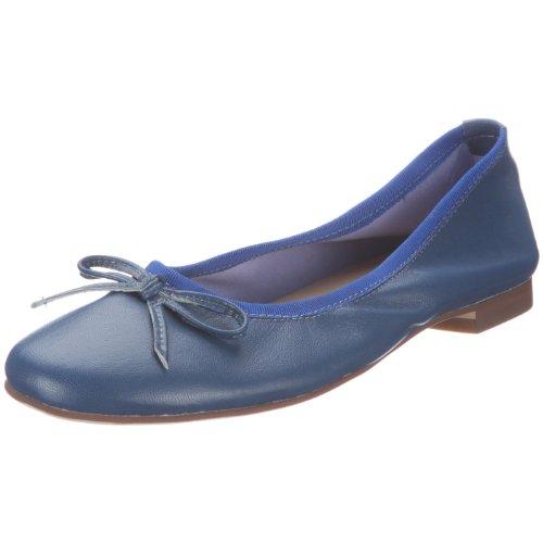 Andrea Conti 0591226, Ballerines femme Bleu
