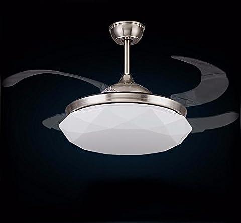 FGSGZ La Lumière Du Ventilateur Ventilateur De Plafond D