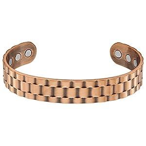 Leviathan–Pure Kupfer magnetisch Armband: Yup IT 'S, dass Big. 1, 27cm breit Big.