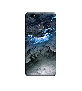 EPICCASE Premium Printed Back Case Cover With Full protection For Huawei Nexus 6P (Designer Case)