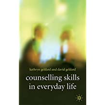 Counselling Skills in Everyday Life