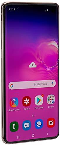 Samsung Galaxy S10 128GB Prism Black Sim-Free Smartphone (International Model)