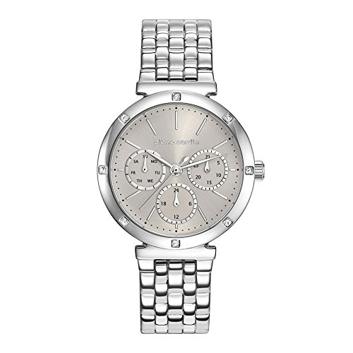 Pierre Cardin Watch Montreuil Ladies Silver