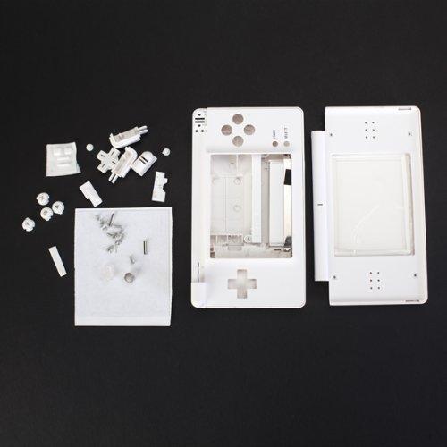 Gehaeuseschale Gehaeuse Schale Oberschale Housing Fuer Nintendo DS Lite NDSL White