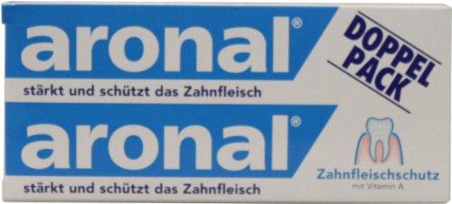 Aronal Zahnfleichschutz Zahnpasta 2 x 75ml