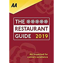AA Restaurant Guide 2019 (AA Lifestyle Guides)