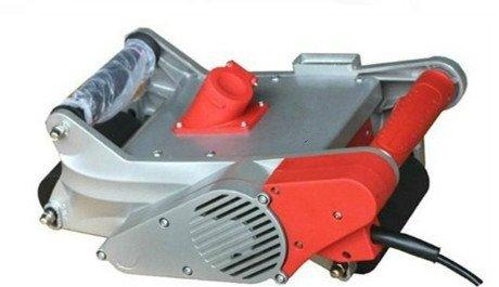 Gowe Tragbare Rucksack Staubsauger Staub Saugnapf Collection Werkzeug Spezial für Boden grooven Maschine Slotting Schneiden Maschine